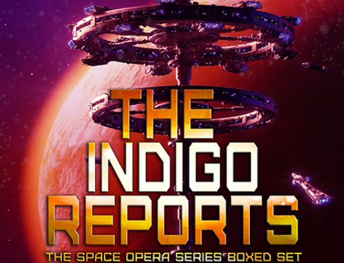 First Chapter from THE INDIGO REPORTS