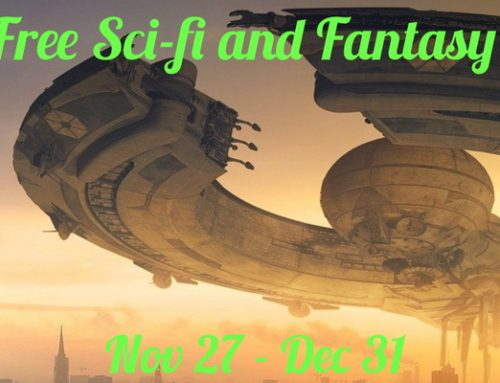 SFF giveaways and a sale.