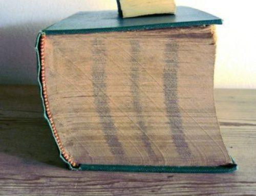 What Makes A Book A Book?