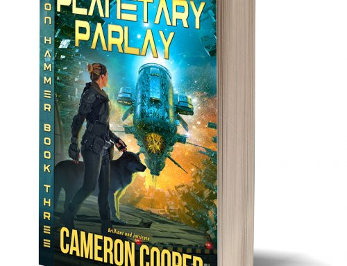 First Chapter of PLANETARY PARLAY, whole and complete.