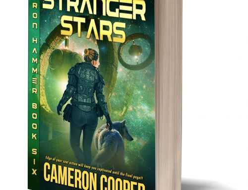 Elephants in Science Fiction — and a new release