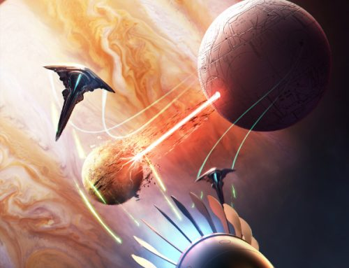 More Space Opera to fix your appetite